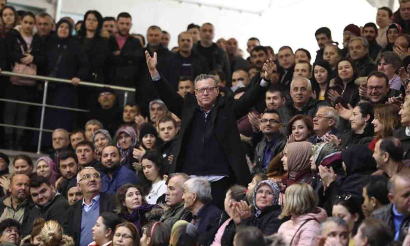 Edirne'de kura sevinci yaşandı