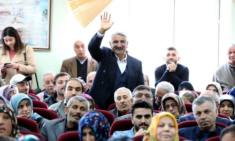 Sivas'ta 370 konutun hak sahipleri belirlendi