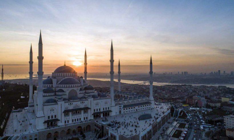 Çamlıca'ya 12 milyon ziyaretçi