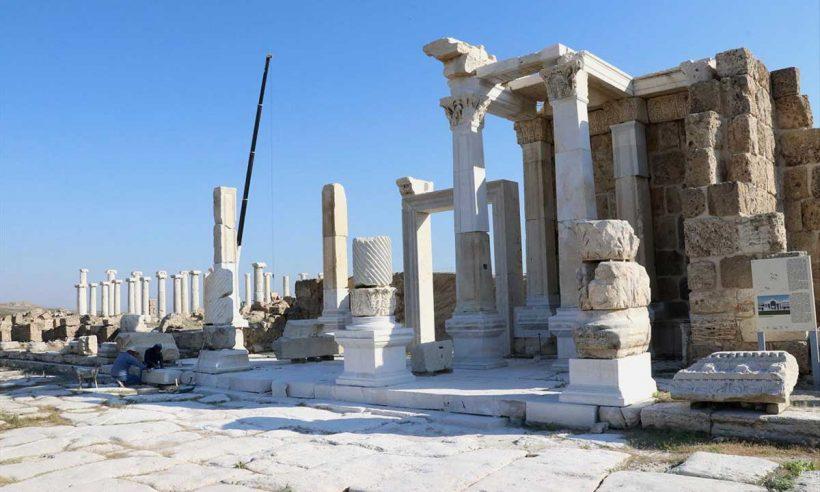 UNESCO listesindeki Laodikya turizmin gözdesi olacak