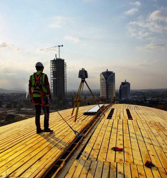İnşaat sektöründe istihdam 101 bin kişi arttı