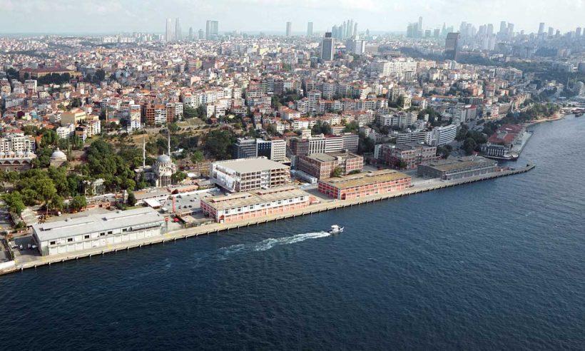"""Galataport limandan öte tam bir turizm kompleksi"""