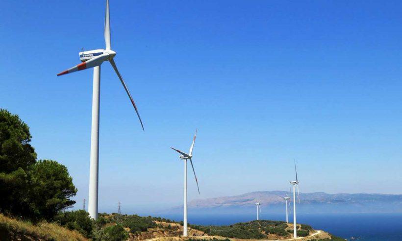 Türkiye rüzgara en fazla yatırım yapan 5 ülke arasında