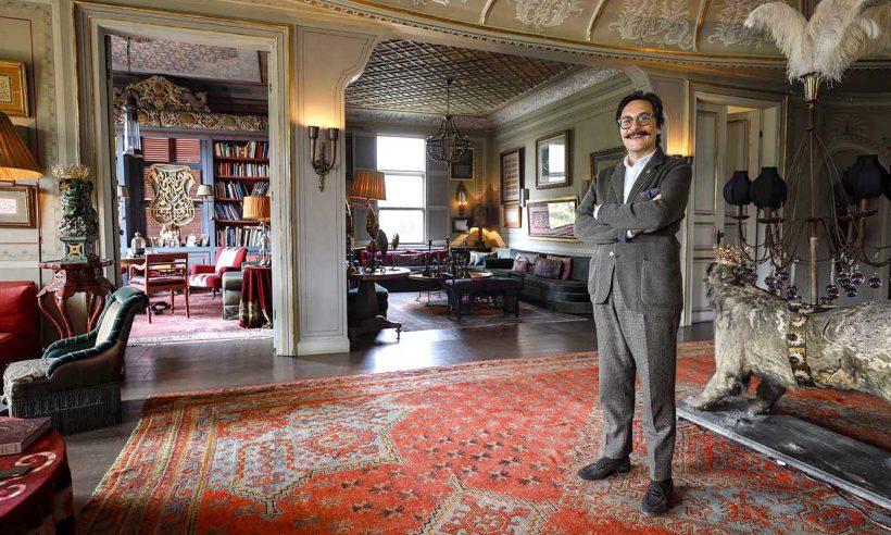 """""""Osmanlı evinin başarısı çok katmanlı yapısıdır"""""""