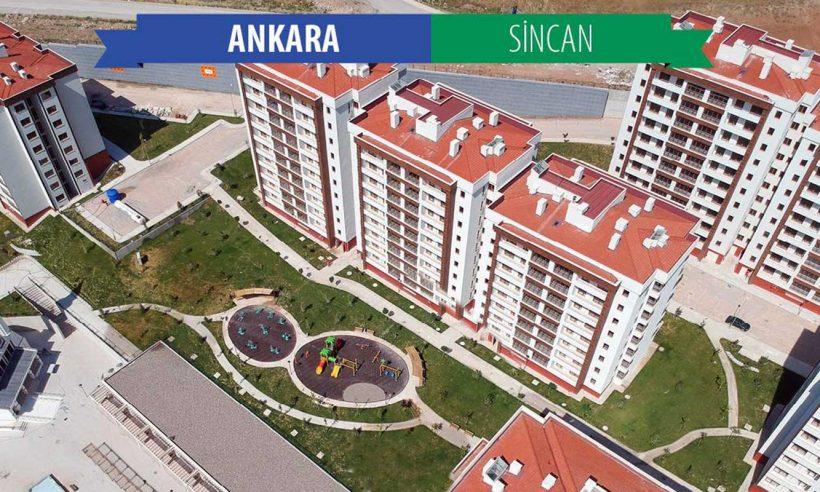 Ankara'da 237 konut satışa çıktı