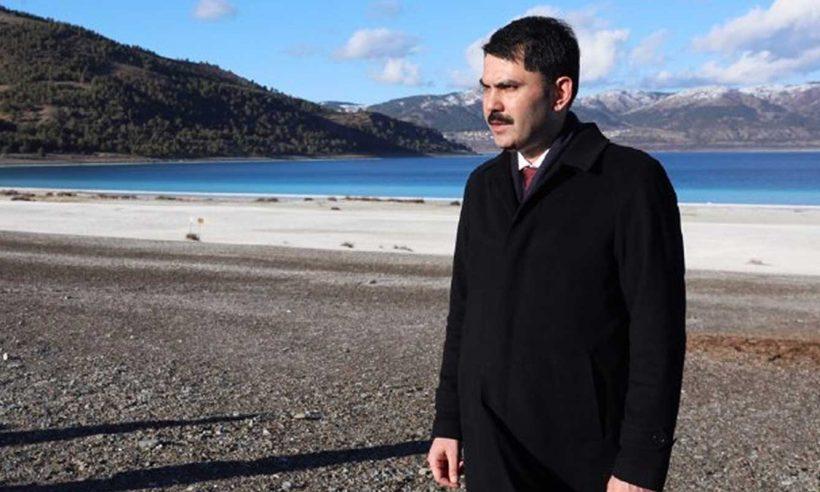 """""""Salda Gölü'nün çevresinde yapılaşmaya asla izin vermeyeceğiz"""""""