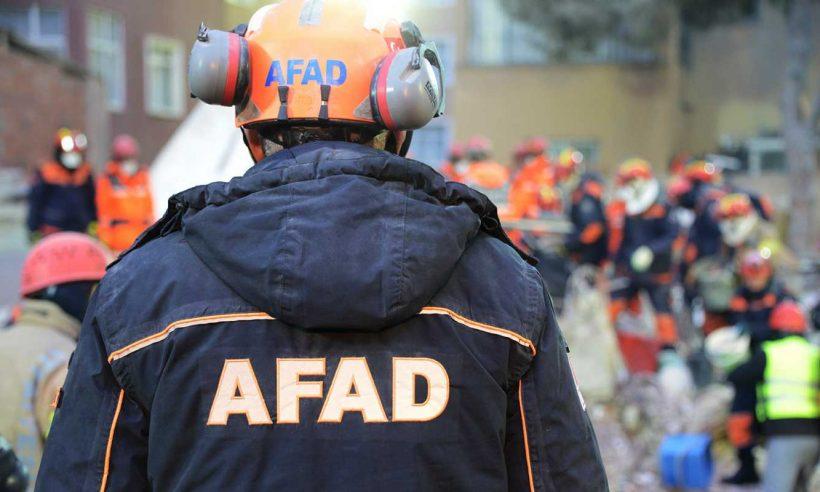 AFAD Acil Yardım Uygulaması ile göçük altındakilere daha çabuk ulaşılacak
