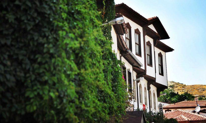 Ekolojik mimarlık ve Türk evi