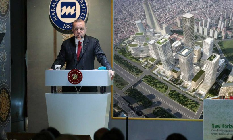 """İstanbul Finans Merkezi bölgenin çekim merkezi olacak"""