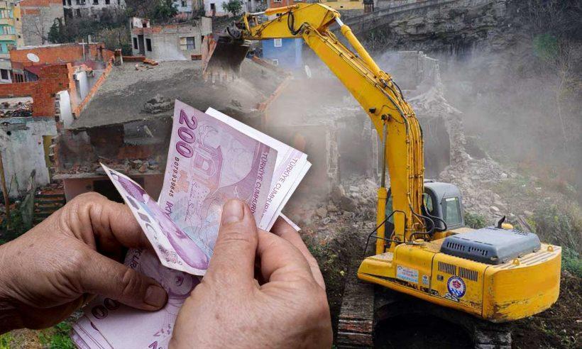 Kentsel dönüşümde kredi üst limitleri yüzde 60 artırıldı
