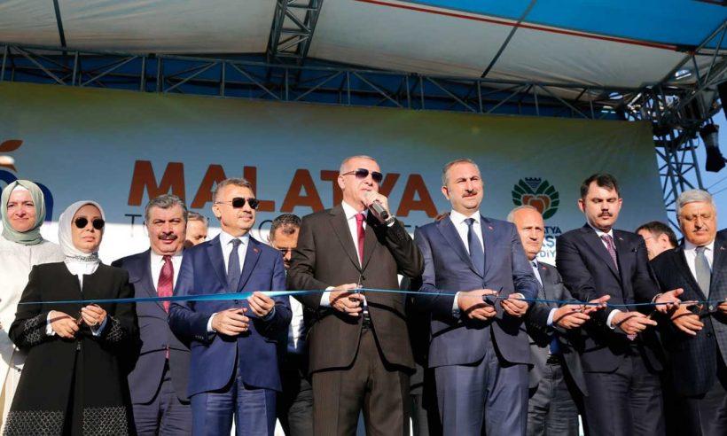 1 milyar TL yatırım bedelli 109 proje törenle açıldı