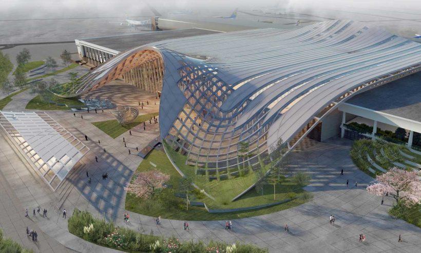 Taşkent Havalimanı Projesi finale kaldı