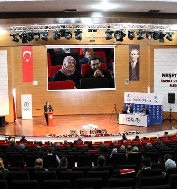 Ankara'nın yeni konutlarının sahipleri kurayla belirlendi