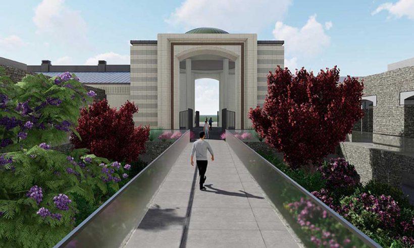 """""""Gaziantep Millet Bahçesi, müzeler ile yeşili birleştirecek"""""""