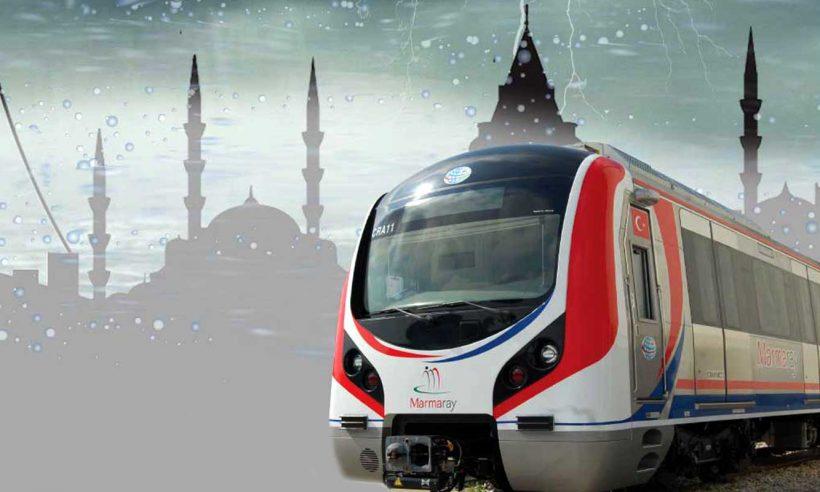 Asrın projesi Marmaray, 6 yılda 403 milyon yolcu taşıdı