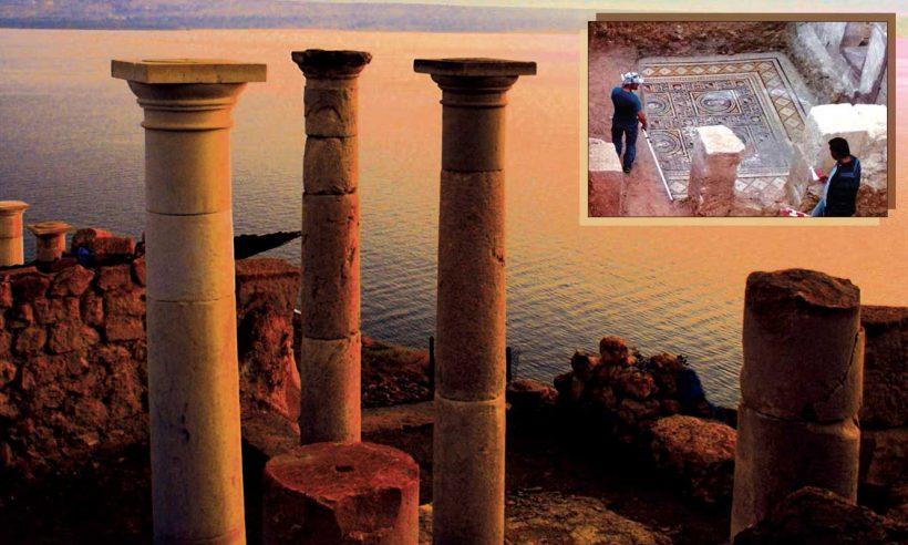 Fırat'ın kıyısındaki ilham perileri