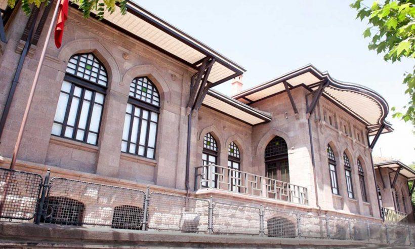 İlk meclis binası restore edilecek