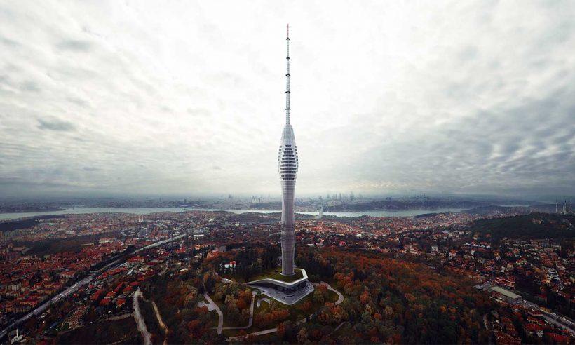Karaismailoğlu: Çamlıca Kulesi dünya için örnek bir proje