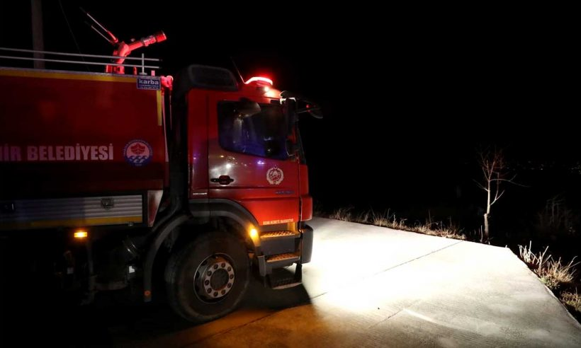 Karadeniz'deki yangınlar söndürüldü