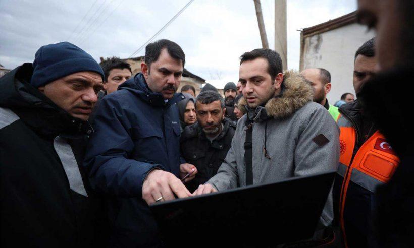 Elazığ'da hasar tespitlerinin yüzde 40'ı tamamlandı