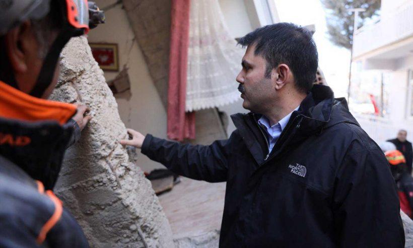 Bakan Kurum: 1,5 milyon konut dönüşüm kapsamında