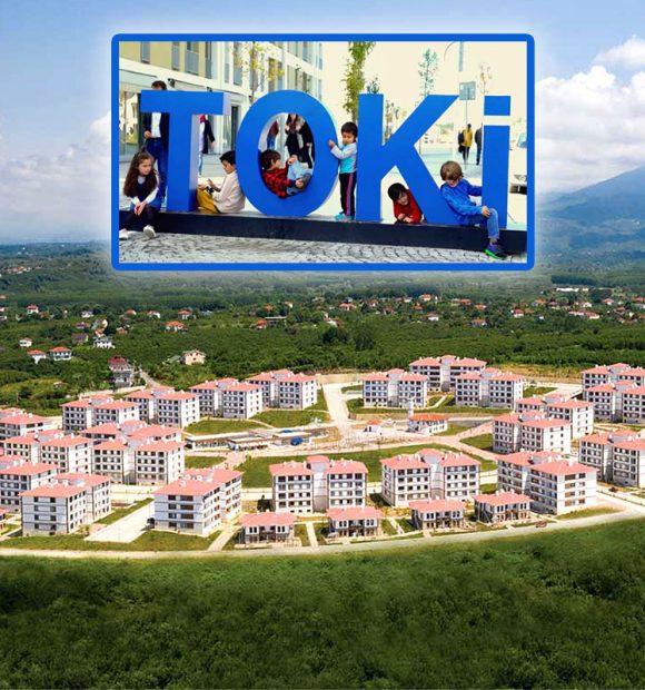 TOKİ'nin inşa ettiği konut sayısı 980 bin 990'a ulaştı