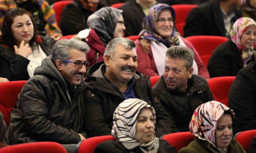 Mersin'deki 198 konutun sahipleri kura ile belirlendi