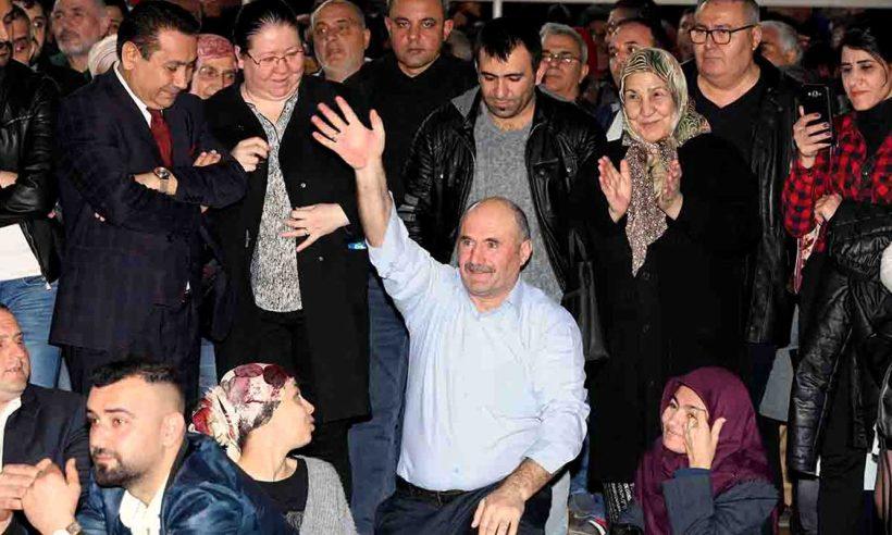 İzmir'de TOKİ mutluluğu