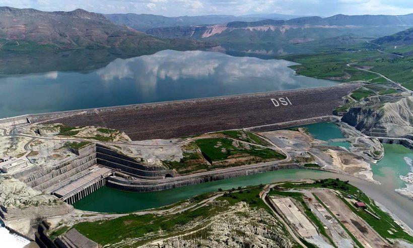 Ilısu Barajı'nda test amaçlı enerji üretimi başladı