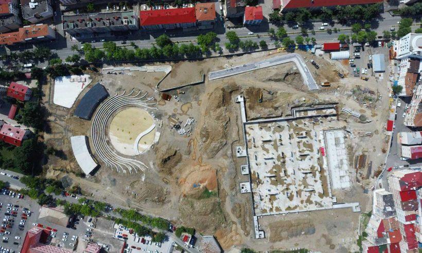 Trabzon Millet Bahçesi eylül ayında açılacak