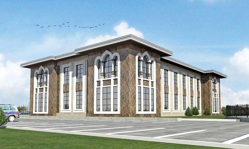 TOKİ'den Adıyaman'a Selçuklu mimarili Hükümet Konağı