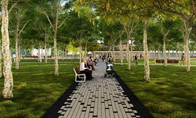 İstanbul'a yeni millet bahçesi