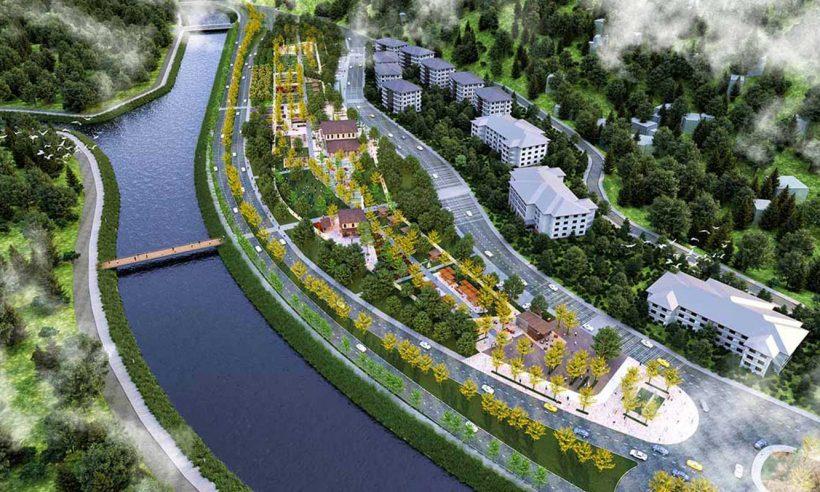 TOKİ, Rize Güneysu'ya millet bahçesi yapacak