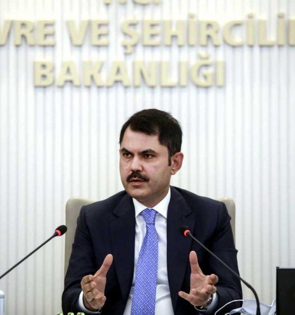 Bakan Kurum: KDV düzenlemesi dönüşümü hızlandıracak