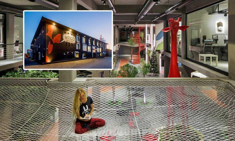 XL Mimarlık'tan İzmir'de ortak ofis tasarımı