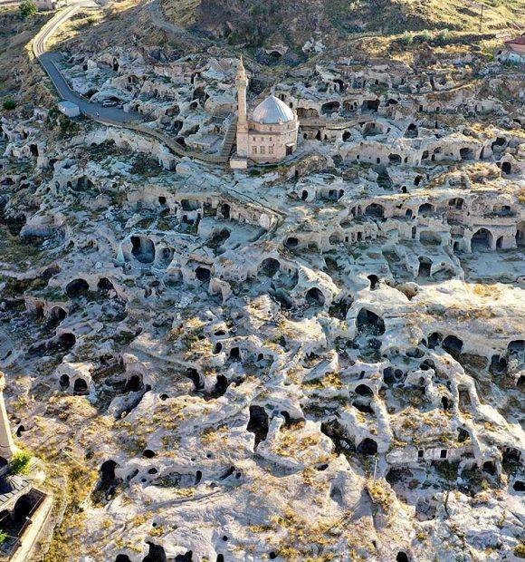 Kentsel dönüşüm ile ortaya çıkan tarihi yeraltı şehri