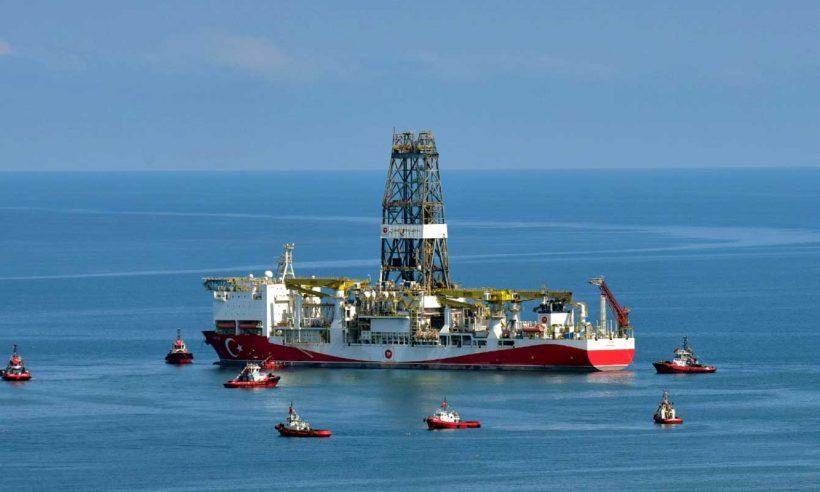 Türkiye tarihindeki en büyük doğal gaz keşfini yaptı
