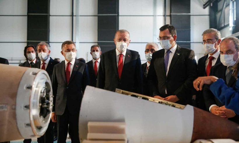 Türkiye savunmada iki yeni tesis kazandı