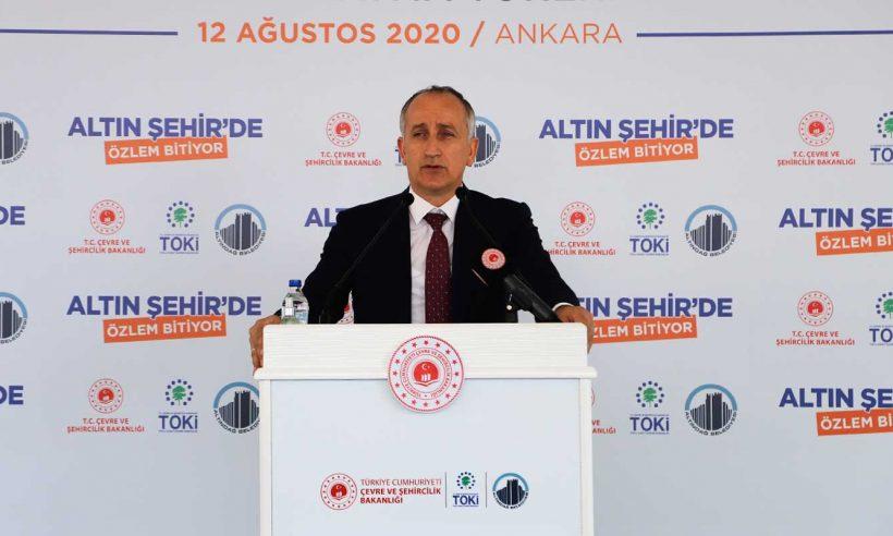 """""""Türkiye genelinde büyük çaplı dönüşüm projeleri yürütüyoruz"""""""