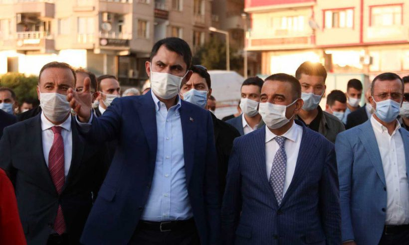 """""""Siirt'te kentsel dönüşüme 12 milyon liralık destek sağladık"""""""