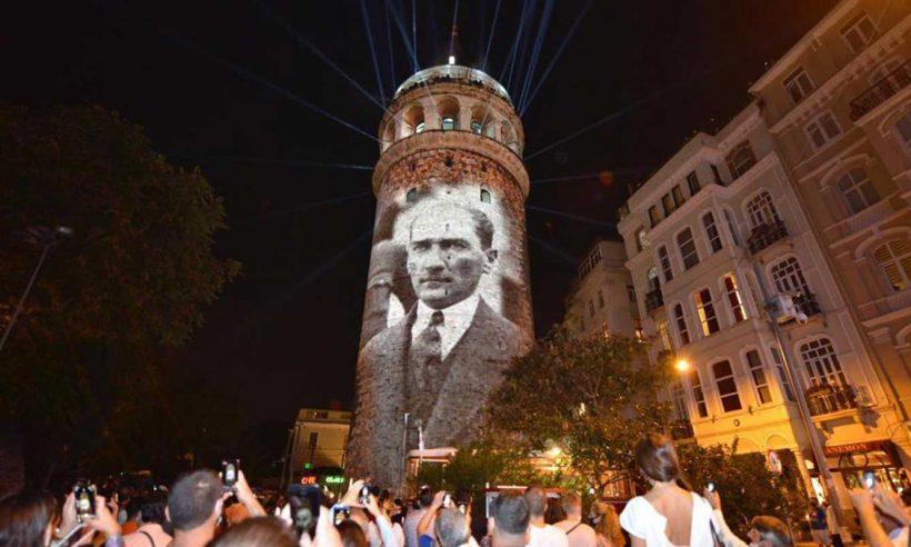 Galata Kulesi ziyarete açıldı