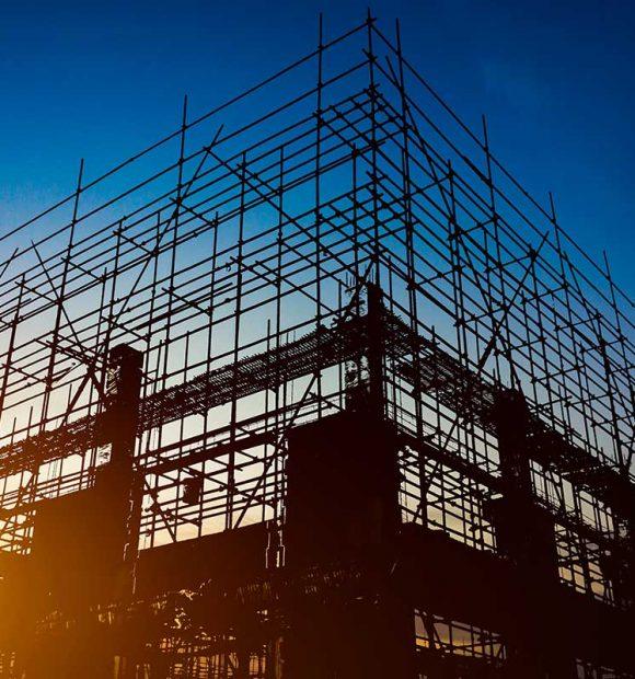 Güven endeksi inşaat sektöründe azaldı