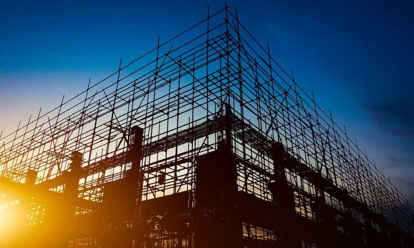 İnşaat maliyet endeksi Kasım 2020'de yüzde 2,9 arttı