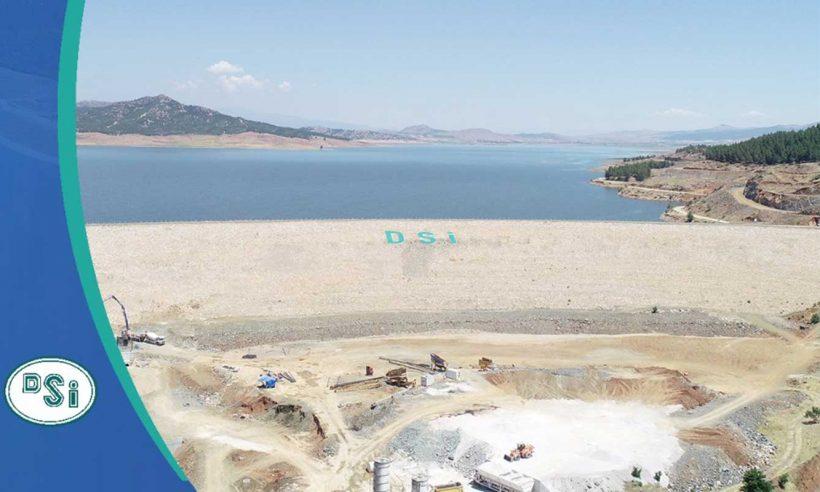 Reyhanlı Barajı açıldı