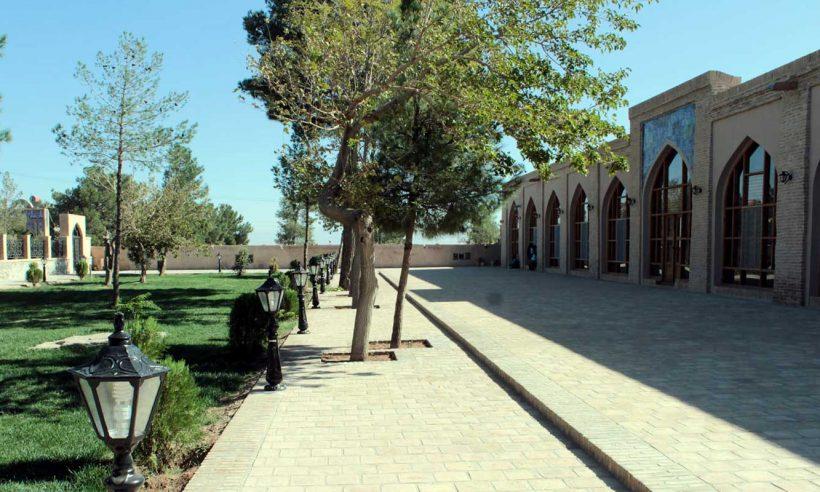 TİKA, tarihi camiyi restore etti
