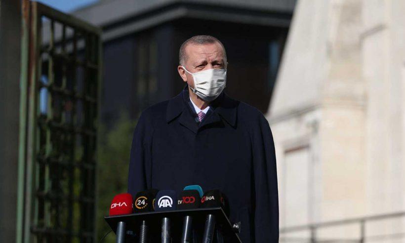 Cumhurbaşkanı Erdoğan: Kanal İstanbul Projesi ile ilgili talepler artıyor