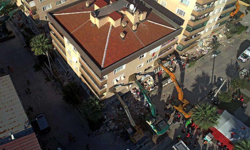 DASK'tan İzmir'deki depremzedelere 55 milyon TL'lik ödeme