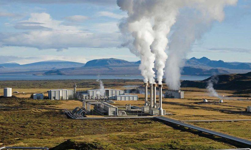 Jeotermal enerji tesislerinin hava emisyonlarına takip