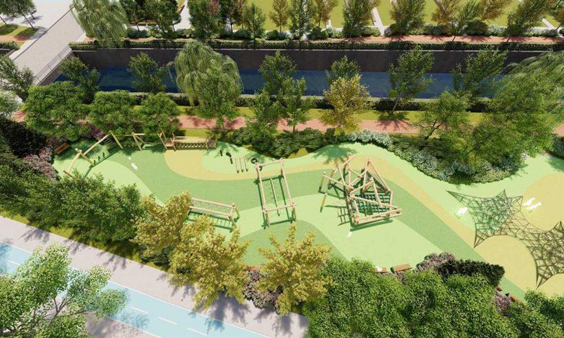 TOKİ'den Afyon Sandıklı'ya millet bahçesi