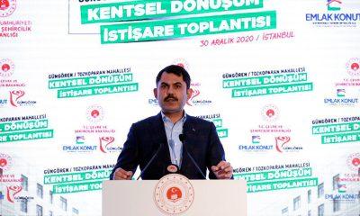 """""""Tozkoparan'da dönüşümü 1,5 yıl içerisinde bitireceğiz"""""""